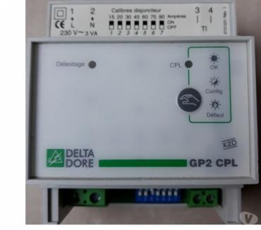 Photos Vivastreet Gestionnaire ou delesteur de puissance courant porteur Delta