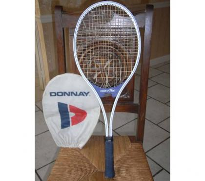 Photos Vivastreet raquette de tennis donnay et son étui