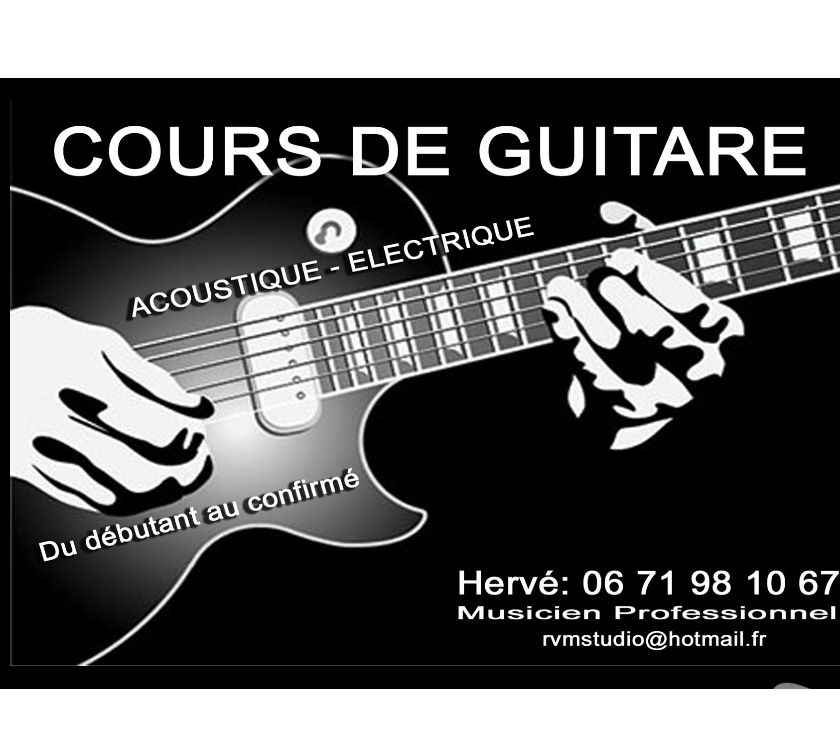Photos Vivastreet COURS DE GUITARE