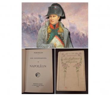 Photos Vivastreet Les Souffrances de Napoléon, MONTHOLON, 1^ Ed. 1923.
