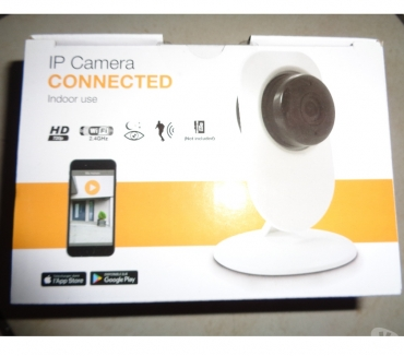 Photos Vivastreet Caméra IP WiFi 1280x720 Usage intérieur pour surveillance