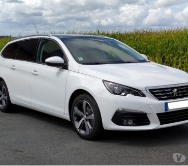 Photos Vivastreet Peugeot 308 SW Phase 2 Allure BlueHDi 130ch