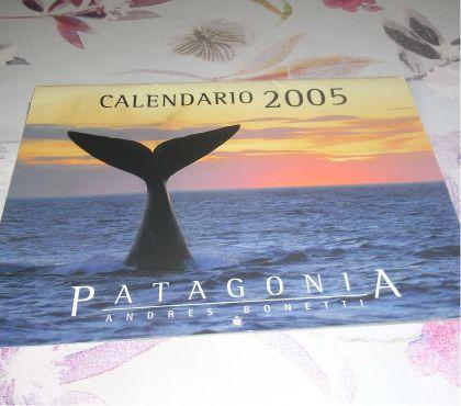 Photos Vivastreet calendrier 2005,sur le théme des animaux de patagonie