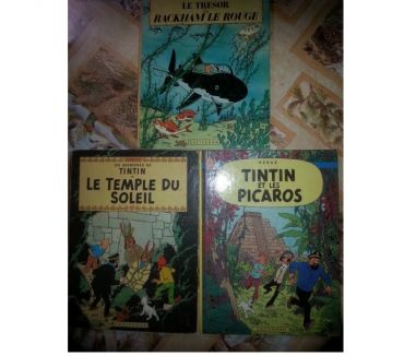 Photos Vivastreet tintin