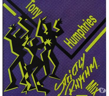Photos Vivastreet CD Tony Humphries - Strictly Rhythm Mix Compilation