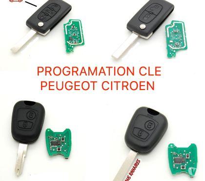 Photos Vivastreet PROGRAMMATION CLE AUTO PEUGEOT