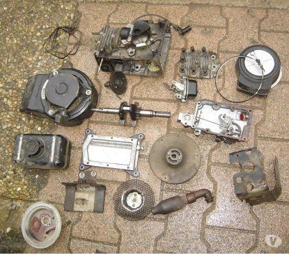 Photos Vivastreet pièces moteur bernard 117 et 417