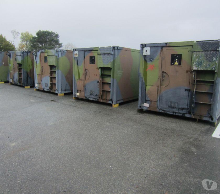 Matériel Eure-et-Loir Fretigny - 28480 - Photos Vivastreet Atelier Mobile de Maintenance SHELTER 14' ISO IEM