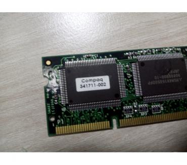 Photos Vivastreet Compaq mémoire vidéo 4 Mo SGRAM ref 341711–002