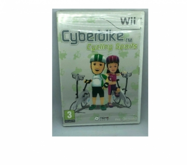 Photos Vivastreet JEUX NINTENDO Wii CYBERBIKE 3 CYCLING SPORTS