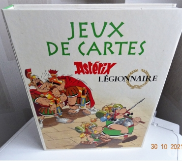 Photos Vivastreet coffret asterix jeu de carte