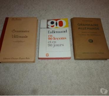 Photos Vivastreet 2 grammaires allemandes - l'allemand en 90 leçons-90 jours
