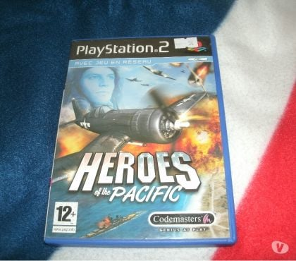 Photos Vivastreet ps2 heroes of the pacific