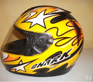 Photos Vivastreet casque moto SHARK 'Chambon'