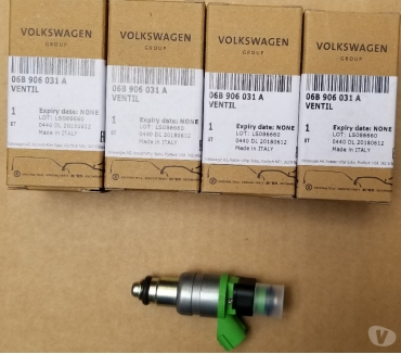 Photos Vivastreet VW Passat Skoda Superb 2.0 Injecteur 06B906031A NEUF