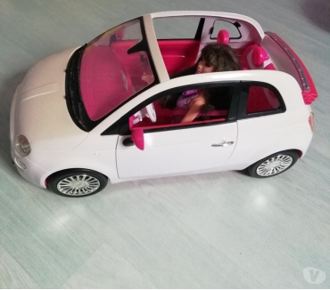 Photos Vivastreet Voiture Fiat 500 Barbie