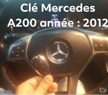 Photos Vivastreet Doucle de cles pour mercedes