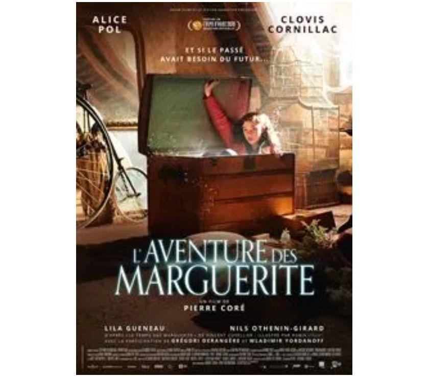 Spectacles Ardèche Ardoix - 07290 - Photos Vivastreet 2 places de cinéma pour L'Aventure des Marguerite