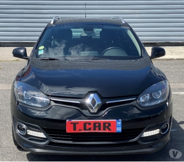 Photos Vivastreet RENAULT MEGANE ESTATE ENERGY BUSINESS DCI 110 CH ECO2