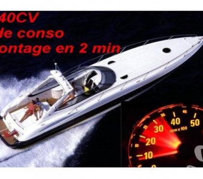 Photos Vivastreet Boîtier additionnel electronique puissance economie BATEAU