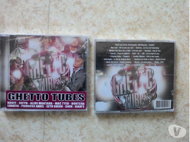 Ghetto noir tubes