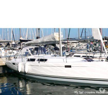 Photos Vivastreet Location voilier Hanse 385 à Marseille ou Var