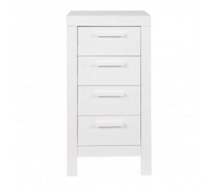 Photos Vivastreet Commode bois massif 4 tiroirs blanc