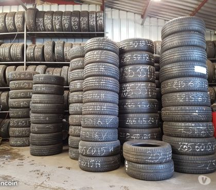 Photos Vivastreet Déstockage pneus quasi neufs 17565r15 40€
