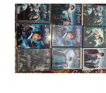 Photos Vivastreet A vends un lot de 6 Coffret 2 DVD films Harry Potter