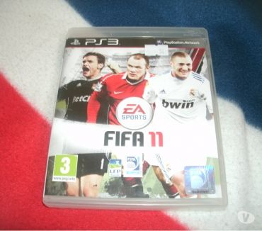 Photos Vivastreet ps3 fifa 11