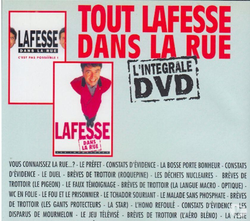 Photos Vivastreet DVD Lafesse Dans La Rue -Les Impostures + C'est Pas Possible