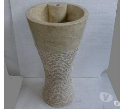Photos Vivastreet vasque colonne en marbre sur pied