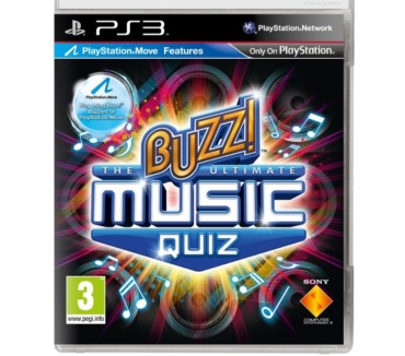 Photos Vivastreet Buzz ultimate music quiz sur PS3