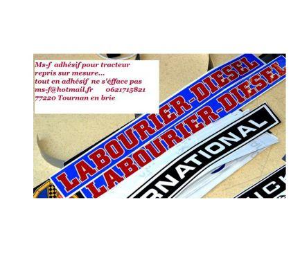 Photos Vivastreet sticker labourier energic