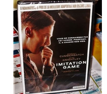 Photos Vivastreet Imitation Game DVD NEUF
