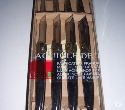 Photos Vivastreet 4 COUTEAUX LAGUIOLLE DE TABLE NEUF