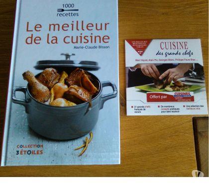 Photos Vivastreet LE MEILLEUR DE LA CUISINE 1000 recettes neuf