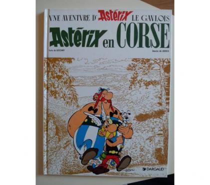 Photos Vivastreet Astérix en Corse BD