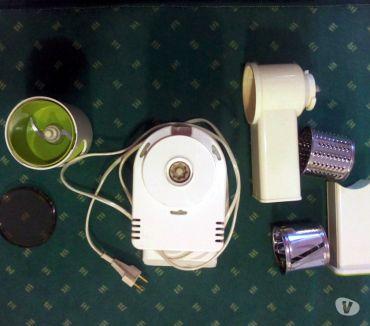 Photos Vivastreet Robot Ménager = Combiné Râpe Hachoir Électrique