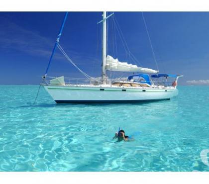 Photos Vivastreet Location Voilier Iles sous le Vent Polynesie Française