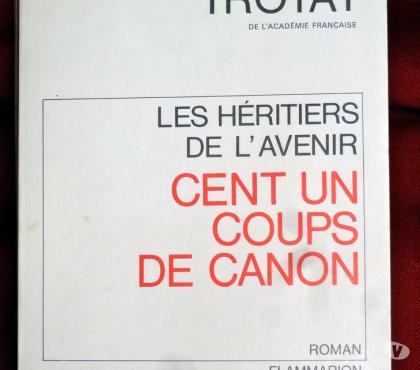 Photos Vivastreet Cent un coups de canon - Henri Troyat