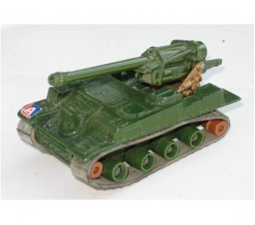 Photos Vivastreet Miniature Matchbox Battle Kings K-107 155 mm S.P. Howitzer