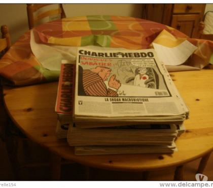 Photos Vivastreet Lot Charlie Hebdo