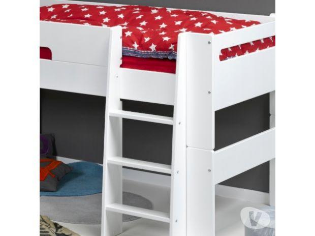 lit mi hauteur modulable 90x190 tourcoing 59200 meubles pas cher d 39 occasion vivastreet. Black Bedroom Furniture Sets. Home Design Ideas