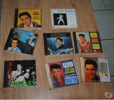 Photos Vivastreet lot de cd d elvils presley