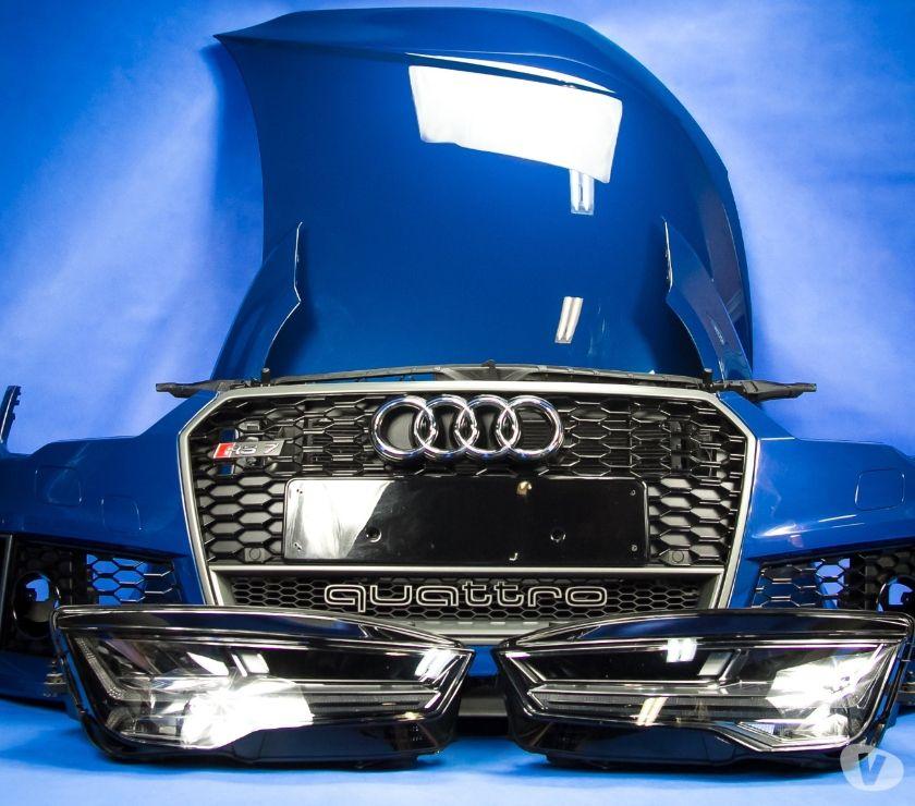 Photos Vivastreet Face avant complète Audi RS7