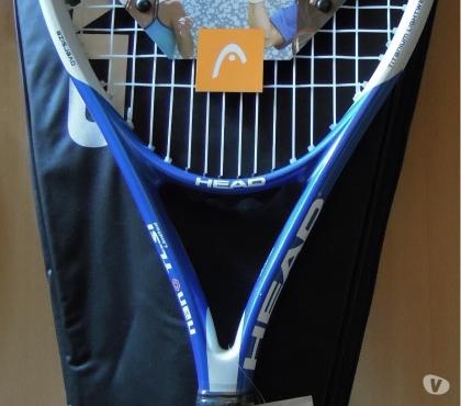 Photos Vivastreet raquette tennis HEAD nano Ti S1 SL grip 3 neuve