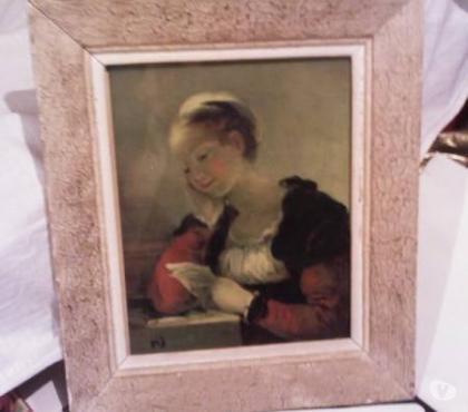 Photos Vivastreet tableau : Lettre de Fragonard