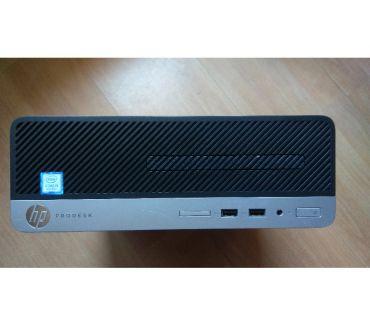 Photos Vivastreet HP prodesk 400 G5 SFF Core i5-8500 8G ram SSD 256Go W10Pro