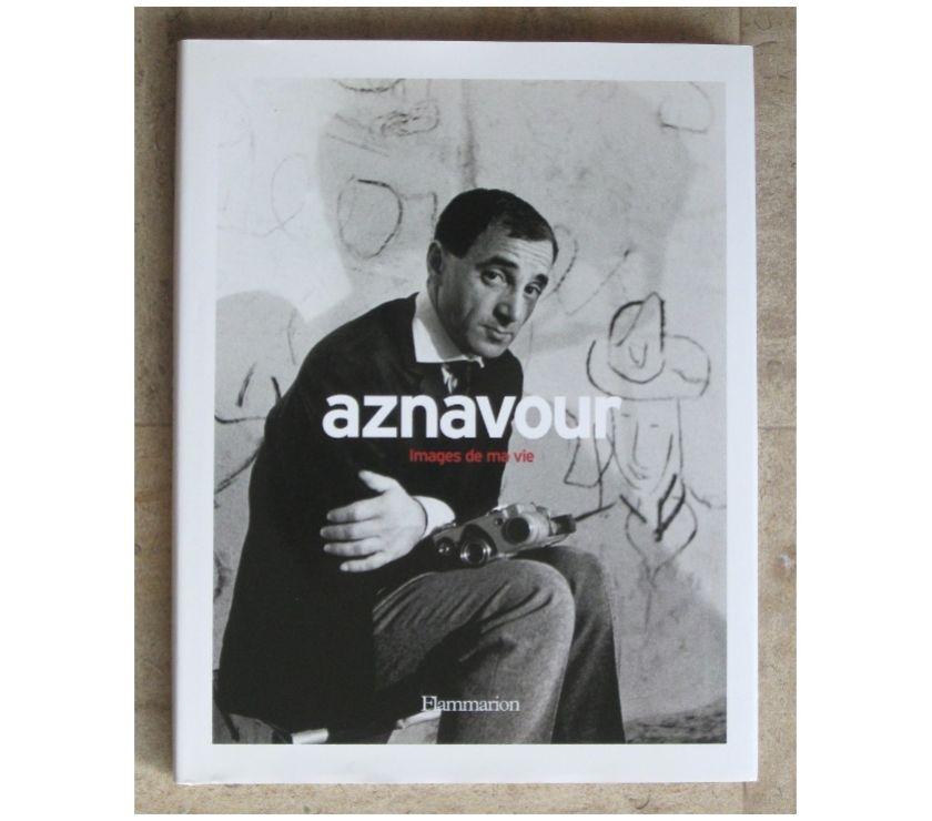 Photos Vivastreet Livre Aznavour Images de ma vie